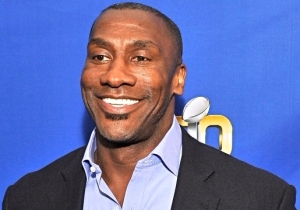 Shannon Sharpe Unwrapping A Victory Cigar On 'Undisputed' Got Turned Into An All-Time Banger