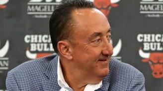 Bulls Fans Are Furious About A Report The Team Is Extending GM Gar Forman
