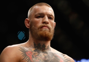 Conor McGregor Appears To Use A Homophobic Slur Repeatedly In Front Of Cameras At UFC Fight Night