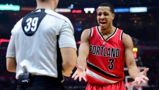CJ McCollum Took The Blame For His Suspension While Other Players Ripped The NBA