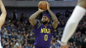 Pelicans Coach Alvin Gentry Believes DeMarcus Cousins Is The Team's Best Three-Point Shooter