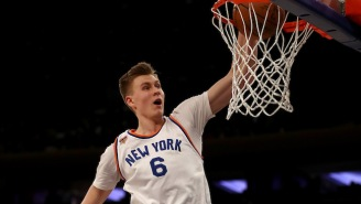 2017-2018 New York Knicks Preview: It's Kristaps' World In The Big Apple