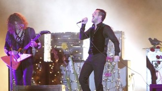 Watch The Killers Pay Emotional Tribute To Tom Petty With Covers Of 'American Girl' And 'The Waiting'