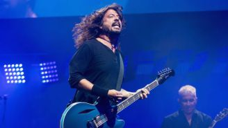 Foo Fighters Release An Empowering New Song, 'Soldier,' To Benefit Planned Parenthood