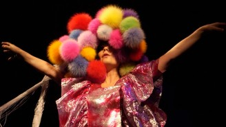 Bjork Announced The Release Date For Her New Album 'Utopia,' And The Cover Art Is Unforgettable