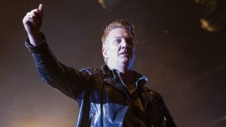 Queens Of The Stone Age Created An Ultimate Rock And Roll Moment By Covering Foo Fighters' 'Everlong'