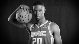 Kings Rookie Harry Giles Will Be Out Until January With Knee Concerns