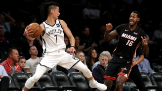Jeremy Lin And Kenyon Martin Have Seemingly Squashed Their Beef