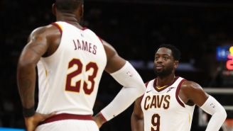 Dwyane Wade Wants Some Credit For Pandora Offering LeBron James A Premium Account