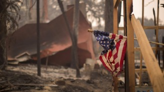 Massive Wildfires Continue To Devastate California As The Death Toll Climbs To 29