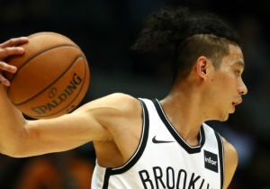 Jeremy Lin May Have Suffered A Serious Leg Injury After A Scary Fall