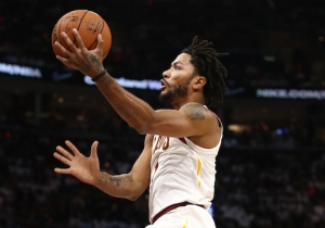 Derrick Rose Injured His Ankle On What He Thought Was A Flagrant Foul