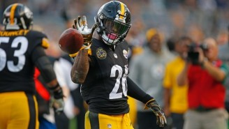 Le'Veon Bell Subtweeted Joe Mixon For Mimicking His Style