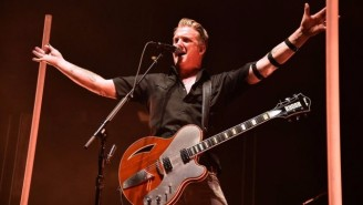 Josh Homme Berated Fighting Crowd Members At Madison Square Garden With An Expletive-Filled Rant