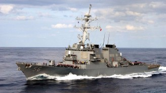 The Navy Calls The USS John McCain Collision 'Preventable' And Fires The Warship's Two Top Officers