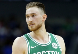 New Balance Is Reportedly Targeting Gordon Hayward To Re-Launch Their Basketball Line