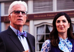 'Janet And Michael' Bond On A Wonderful 'The Good Place'