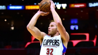 The Clippers Beat The Blazers On A Blake Griffin Three As Time Expired