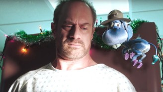 Syfy's 'Happy!' Teams Up Patton Oswalt And Chris Meloni In A Gory New Series