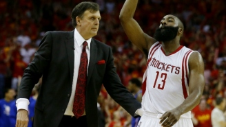 Kevin McHale Doesn't Believe That James Harden Is A Leader