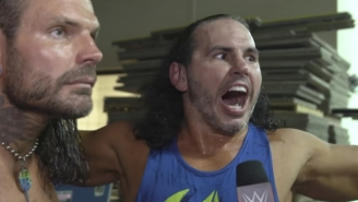 Matt Hardy's Recent TSA Run-In Led To Some Seriously Deep Thoughts