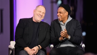 Jay-Z Is Reportedly Looking To Buy Harvey Weinstein's Share Of The Weinstein Company