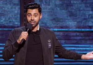 Hasan Minhaj Wants To Send The Classic Chicago Bulls To North Korea 'To Save Humanity' On 'The Daily Show'