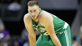 Danny Ainge Explained How A Setback In Gordon Hayward's Recovery Impacted His Comeback Timetable