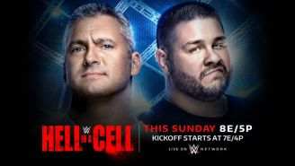 WWE Hell In A Cell 2017 Open Discussion Thread