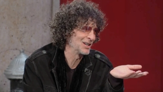 Howard Stern Discusses His Inability To Shock And How It Evolved His Show For The Better On 'Kimmel'