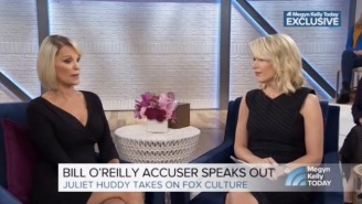Megyn Kelly Speaks With O'Reilly Accuser Juliet Huddy On Her Career After Fox News: 'I'm Terrified'