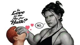 'Hulk' Tops This Week's Best New Comics