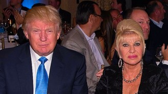 Ivana Trump Swears There Is 'Absolutely No Problem' With Melania Following Their 'First Lady' Dust-Up