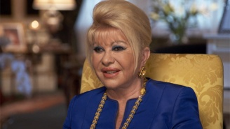 Ivana Trump Claims Donald Offered Her The Czech Republic Ambassadorship, And She Encourages His Tweeting