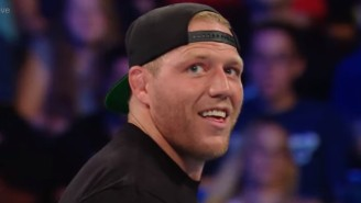 Former WWE Star Jack Swagger Will Make His Bellator Debut In January