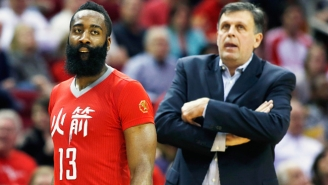 Kevin McHale Says Calling Him Names Won't Change His Opinion Of James Harden