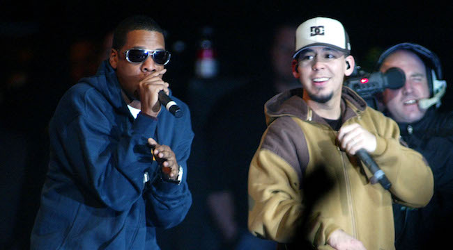 Jay-Z And Linkin Park's 'Collision Course' Legitimized Rap