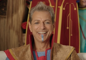 Kevin Feige Says Jeff Goldblum Was Almost In 'Captain America: The First Avenger'
