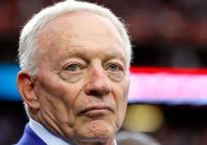 Jerry Jones Believes Protesting NFL Players 'Need Consequences' To Stand Up To 'Peer Pressure'