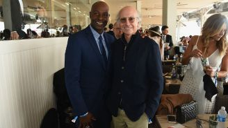 Jerry Rice Now Spends His Weekends Crashing Weddings At Golf Courses