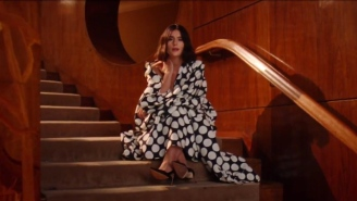 Jessie Ware Shares An Architecturally Gorgeous Video For The Huge Ballad 'Alone'