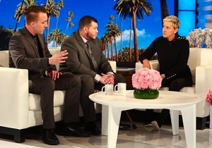 Jesus Campos Opens Up To Ellen DeGeneres About His Fateful Encounter With The Las Vegas Mass Shooter