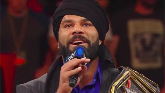 Jinder Mahal Named His Ideal Opponent For WrestleMania 34