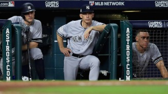 The New York Yankees Won't Bring Back Manager Joe Girardi