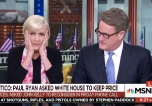 Watch Joe Scarborough Do His Best Yoda Impression While Discussing Paul Ryan's 'Jedi Council'