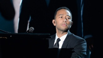 John Legend​ is Trying to Change Mass Incarceration
