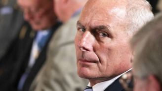 John Kelly Refuses To Apologize To Rep Frederica Wilson: 'I Stand By My Comments'