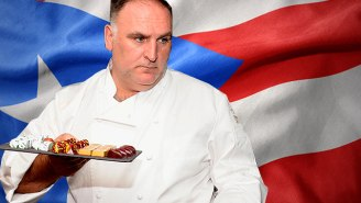 How José Andrés Is Spearheading Disaster Relief In Puerto Rico
