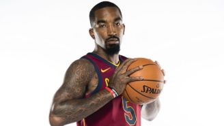 J.R. Smith Thinks The American Flag 'Doesn't Represent What It's Supposed To'