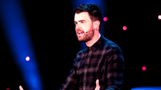 Comedy Now: Jack Whitehall Is Living 'At Large' On Netflix These Days